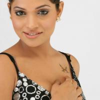 Kaatyayani Sharma hot shoot for magazine